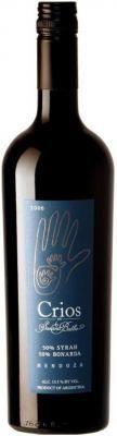 Crios Syrah Bonarda - Venta de Vino en WineofMendoza.com