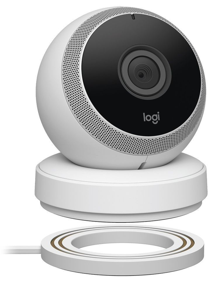 Logitech Circle Wireless HD Security Camera w/ 2-way Talk for $149.99