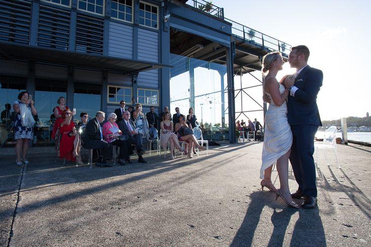 Sarah & Ryan // Jones Bay Wharf, Pyrmont NSW