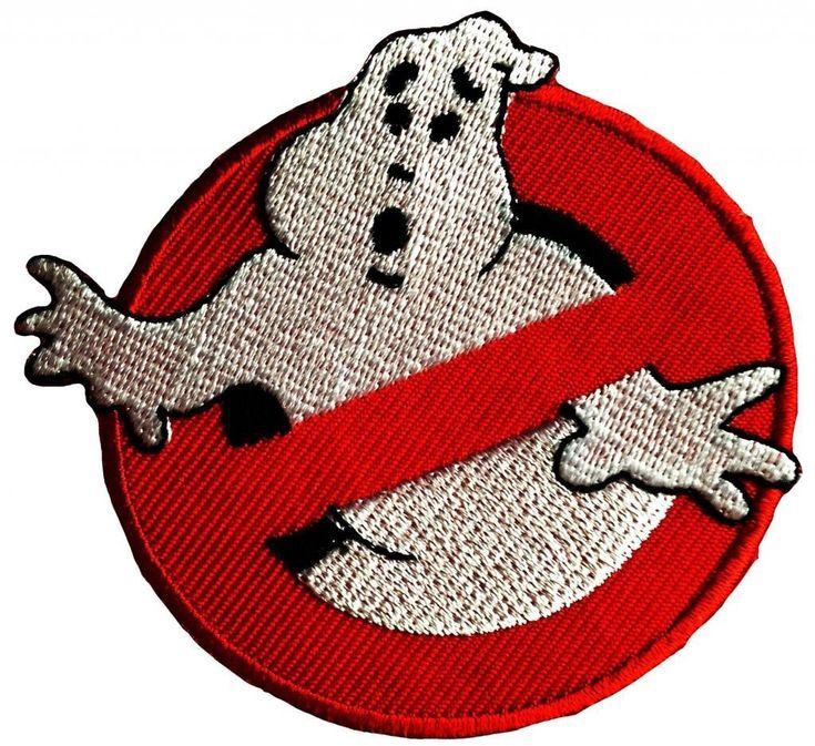 Ghost Buster Comic Book Movie Patch '9 x 7.5 cm' - Parche Parches Termoadhesivos Parche Bordado Parches Bordados Parches Para La Ropa Parches La Ropa Termoadhesivo Apliques Iron on Patch Iron-On Apliques: Amazon.es: Hogar