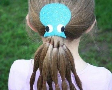 El día del pelo loco peinados divertidos y alocados