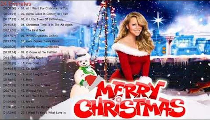 Mariah Carey Christmas Greatest Hits ||Mariah Carey Best Christmas Songs Album 2018