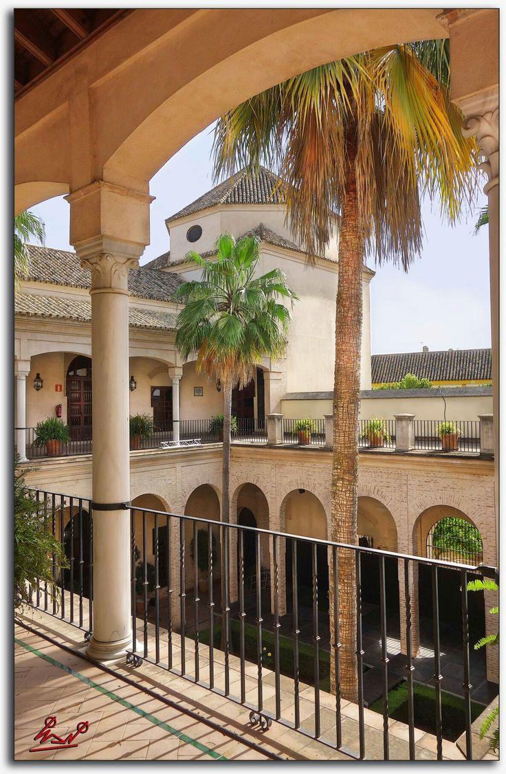 Marquises of La Algaba's Palace in Seville, Spain