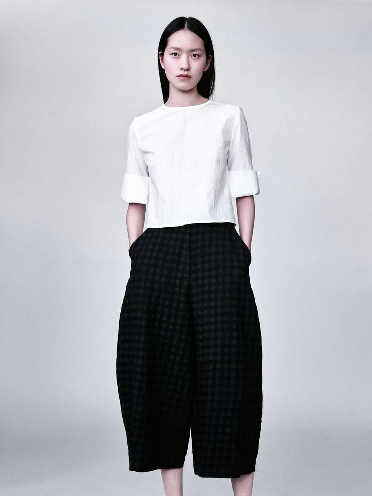 Waida Shirt and Brilon Trousers | Samuji Resort 2016