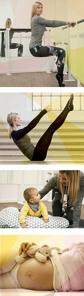 YOUPILA® - Pilates, Barre Workout & MamaConcept Pilates Düsseldorf Rückbildungsgymnastik - citysports.de Düsseldorf