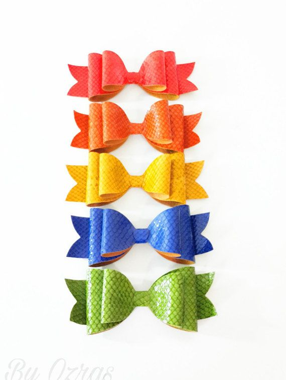 Hey, I found this really awesome Etsy listing at https://www.etsy.com/listing/484505203/faux-leather-bows-oversized-leatherette