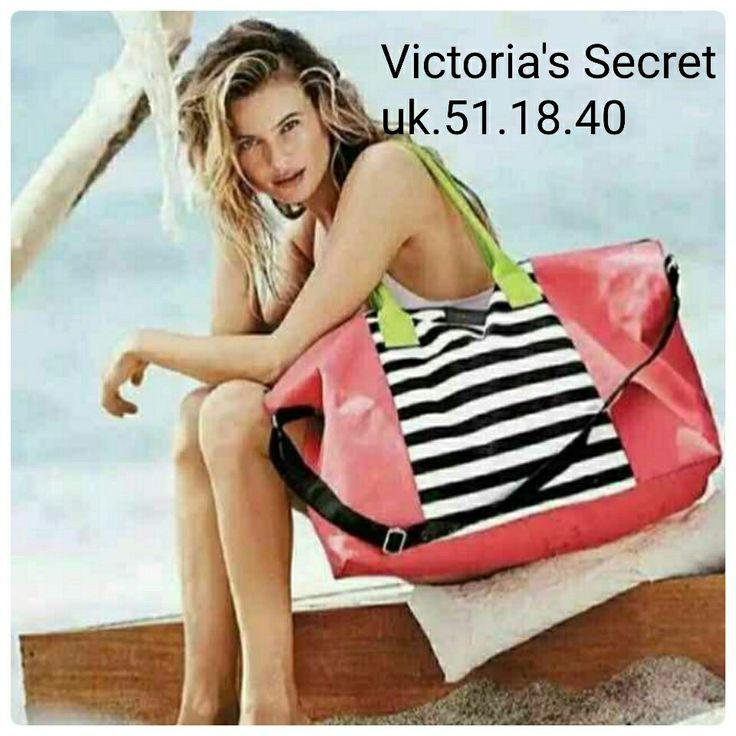 Restock Tas Victoria Secret Ori 6950 51x18x40 210rb
