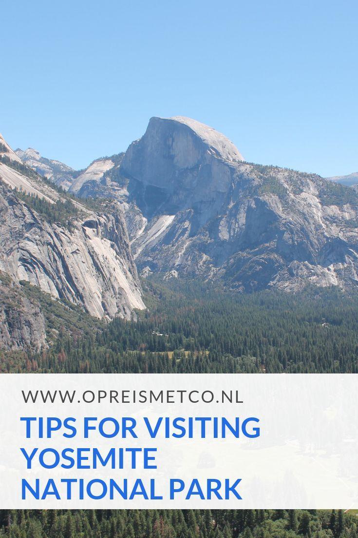 Tips For Visiting Yosemite National Park In 2020 National Parks Trip Yosemite National Park Most Visited National Parks