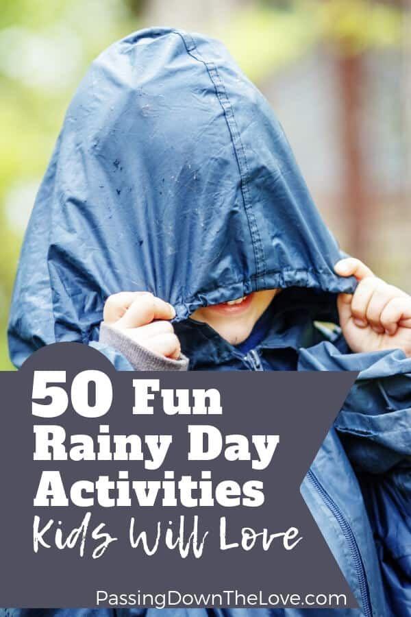 Rainy days can be fun, too! – Fun With Grandkids