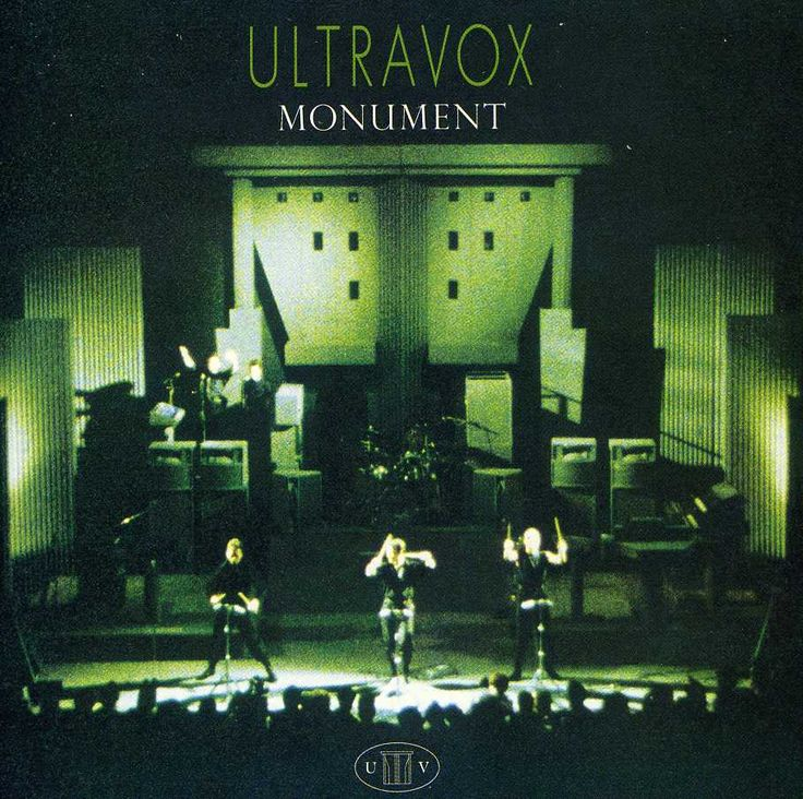 Ultravox - Monument