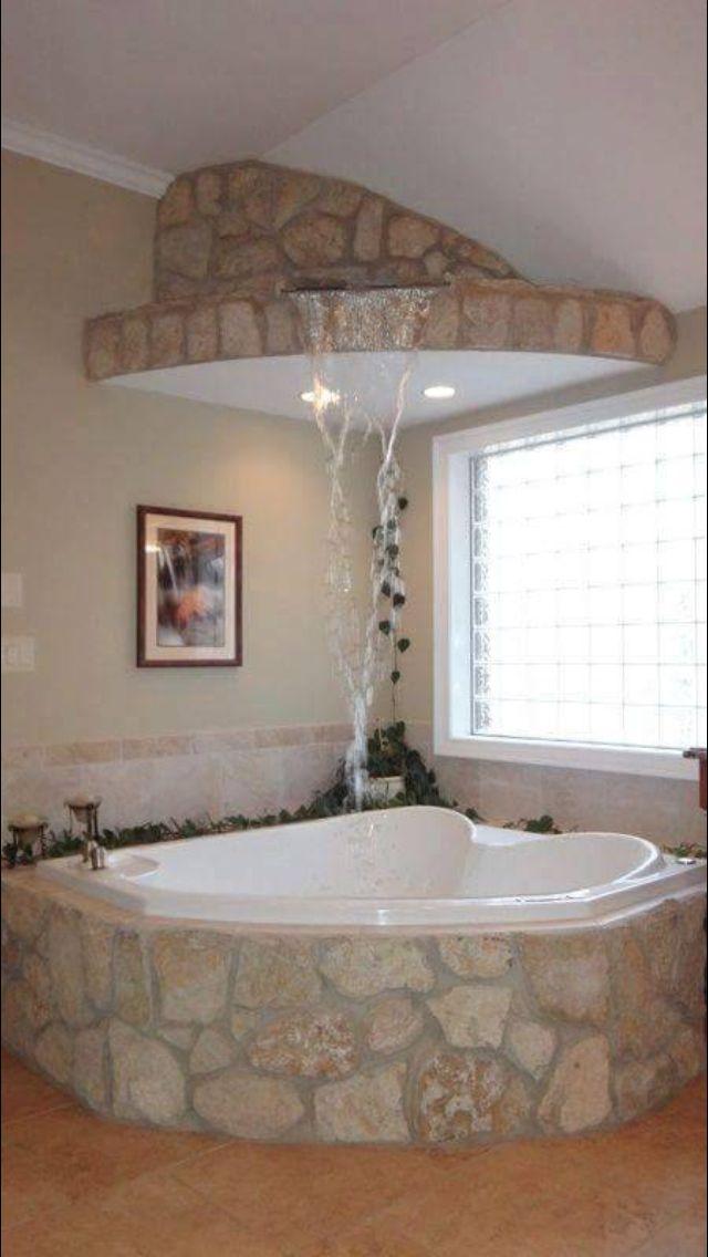 Bath tub/shower idea?