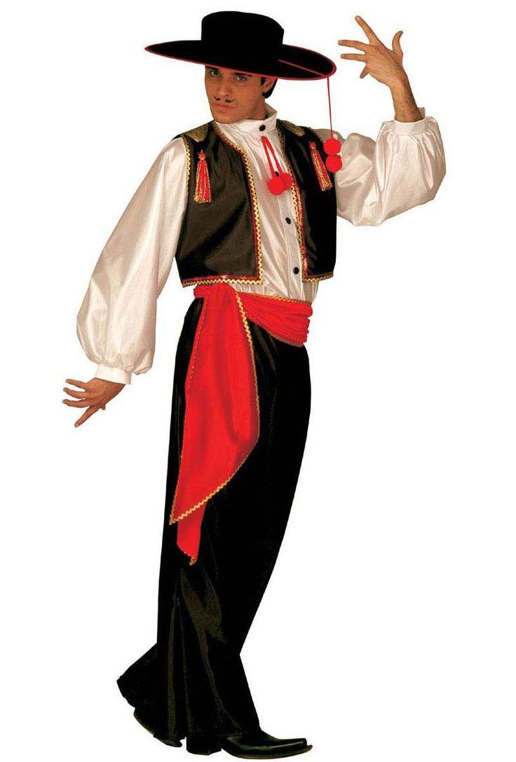костюм испанца картинки миллионов