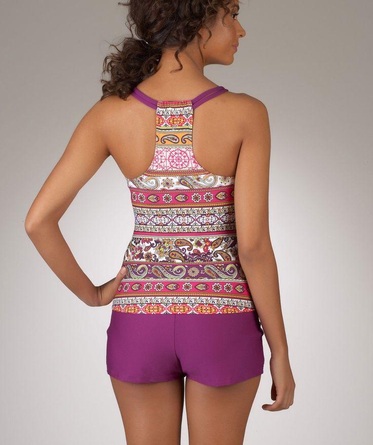 Cute Swim Shorts for Women | Tankini and Swim Short | Women's Active wear | Ladies Swimwear