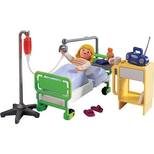 Great Playmobil Hospital Playset Hospital Room Playmobil Toys R Us