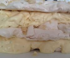 Recipe Almond Orange Meringue Pud by CharlotteHamilton - Recipe of category Desserts & sweets