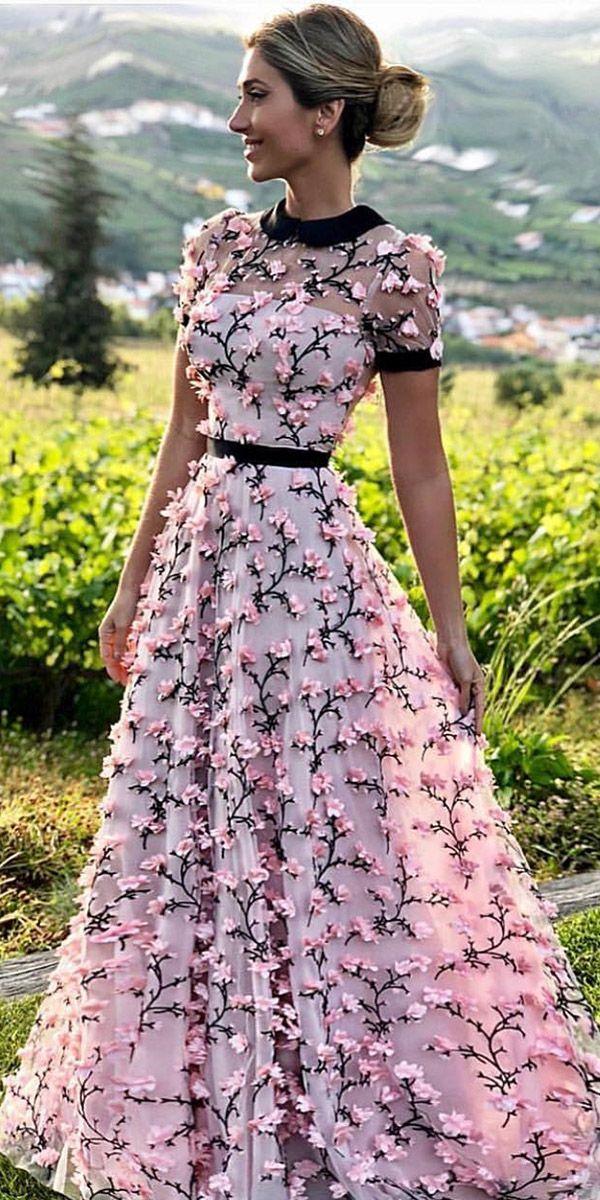 21 beautiful autumn wedding guest dresses