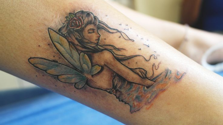 hada tattoo