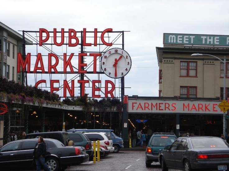 One of my all-time FAVORITE places to be!!: Favorite Places, Farmers Market, Memorable Travels, Fav Places, Amazing Places, Pnw Upper Left, Farmers' Market, City