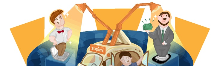 Zopim | Engage your Customers | Live Chat | Live Support - www.eewee.fr