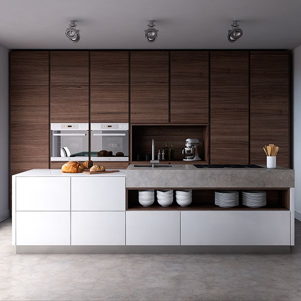 #home #living #spaces #decoration #interior #modern #contemporary #design #rooms #organization #environment #kitchen