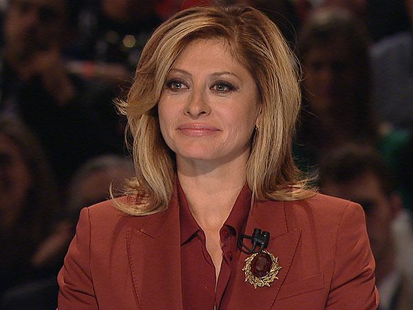 GOP Debate Moderator Maria Bartiromo on That Brooch That Almost Broke the Internet, Her Love for Jumpsuits and More! – Gossip News Line