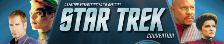 Kate will be a guest at Creation's Star Trek convention in Las Vegas, Aug. 11 & 12, 2012