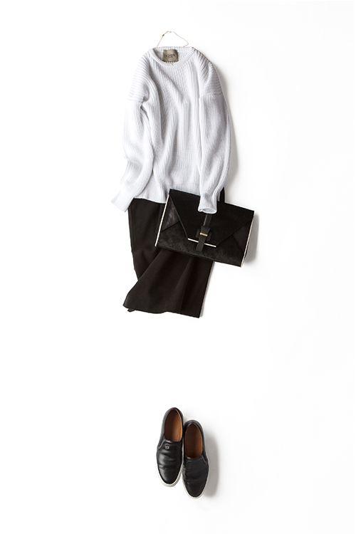 コーディネート詳細(今日はジャージータイトをスポーティに着る気分)  Kyoko Kikuchi's Closet 菊池京子のクローゼット
