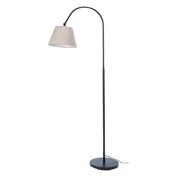 Varenne metal floor lamp