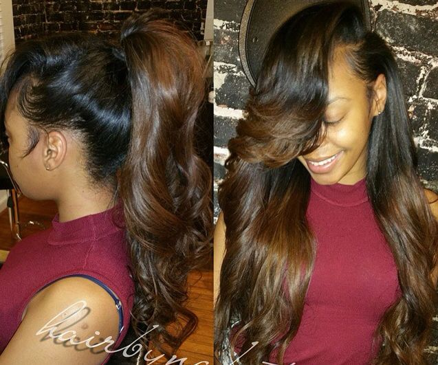 The versatility of extensions!!!