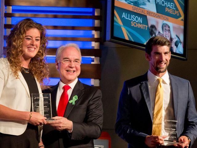 Olympians Michael Phelps & Allison Schmitt Opened Up About Mental Health   Refinery29   Bloglovin'