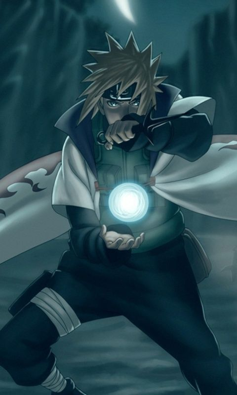 "Minato's ability was gained him the moniker ""Konoha's Yellow Flash"". With this he could instantly move to the location of anything he has marked, whether a tool, place, or person that was branded. Their main use came from the Flying Thunder God seals they were marked with, allowing him to teleport to wherever one of the kunai was thrown. Minato spent three years developing one of his Rasengan, the highest level of shape transformation."