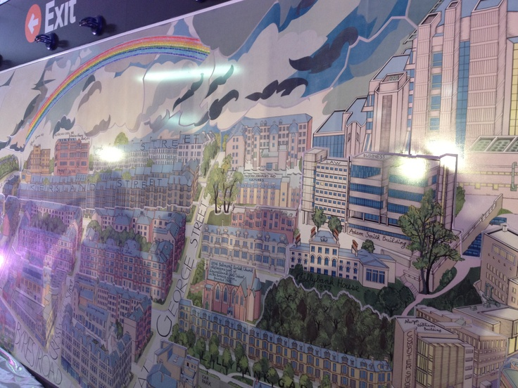 1000 images about alasdair gray scottish artist for Alasdair gray hillhead mural