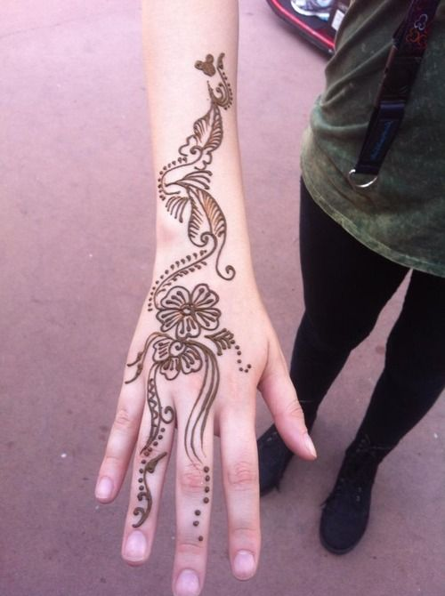 25 best ideas about henna arm tattoo on pinterest henna for Henna tattoo arm designs