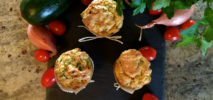 Muffins gibt es als salzige Variante. Ob es sich auch lohnt, lest ihr im heutigen Blogeintrag. Obwohl Muffins nicht ...