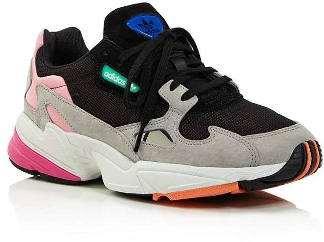 women's color block sneakers