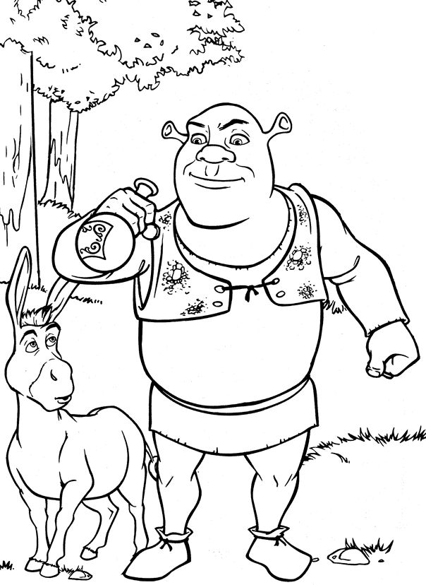 The 73 best images about coloring pages for restaurant on Pinterest