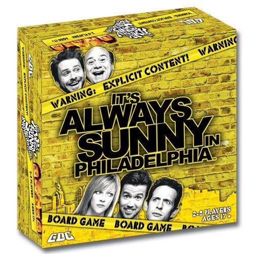 Bought this.: It S, Gift Ideas, Board Games, Gifts, It'S Always Sunny, Sunny Board, Products, Philadelphia Board