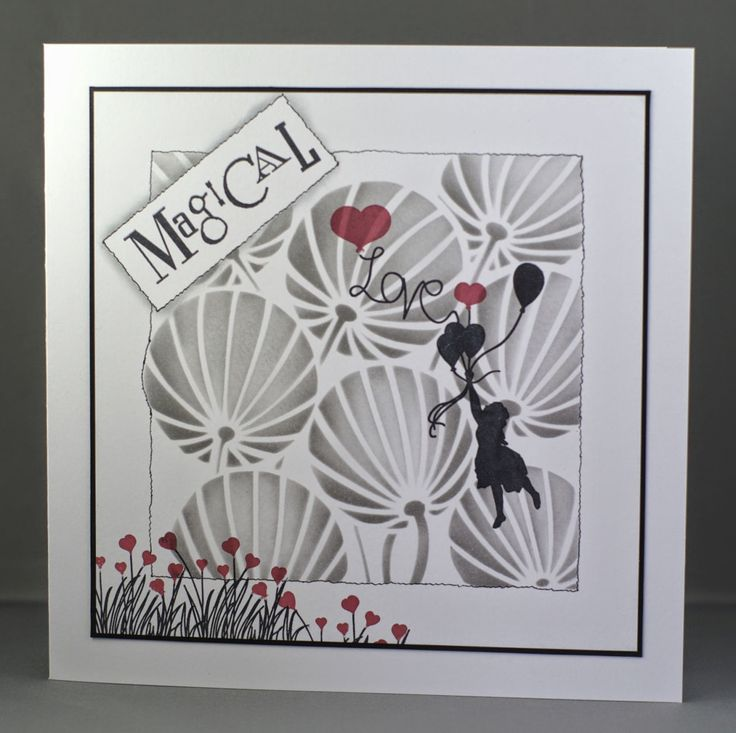 Lynne's Crafty Little Blog: Love Is In The Air