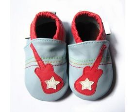 Strumming - softies - baby shoes