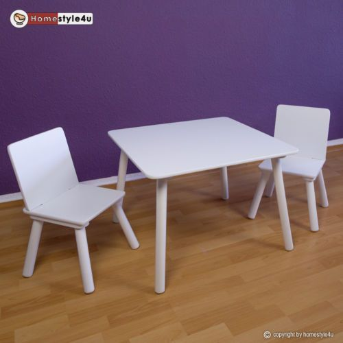 Stunning Kindersitzgruppe Kindertisch Kinderstuhl Kinder wei Kinderm bel Stuhl Tisch