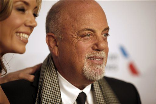 Billy Joel Alexis Roderick | Alexis Roderick and Billy Joel in 2013. (Photo by Carlo Allegri ...