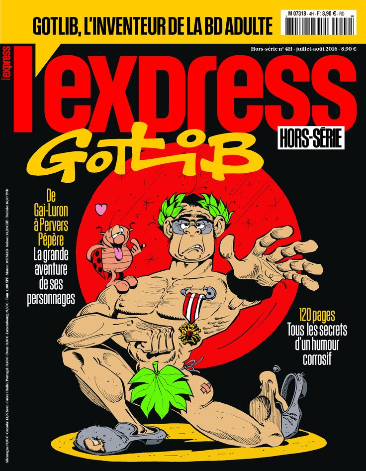 L'Express Hors-Serie - Gotlib