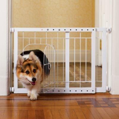 20-1/2-inch Expanding Pet Gate
