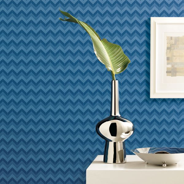 Triangle Wallcovering, Black Tie Commercial Wallcovering from Levey