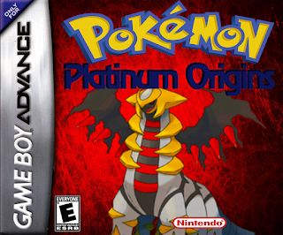 Pokemon Platinum Origins [HACK] | pokemon moon and sun