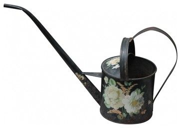 Watering can - eclectic - gardening tools - New York.