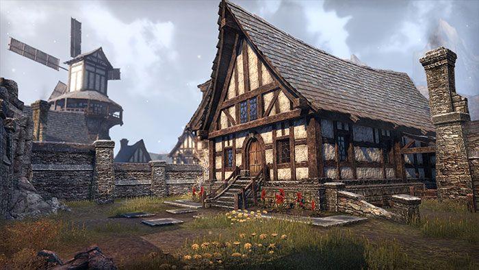 The Elder Scrolls Online: Homestead est maintenant disponible sur PC et Mac - Zenimax Online Studios révèle la disponibilité de Homestead, sur PC et Mac, la nouvelle fonctionnalité du célèbre RPG en ligne, The Elder Scrolls Online, avec ses logements privés et...