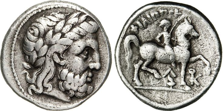 NumisBids: Numismatica Varesi s.a.s. Auction 65, Lot 31 : MACEDONIA - FILIPPO II (359-336 a.C.) Tetradramma postumo ((315-294...
