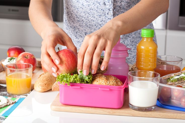 Are you going to Packing a Nutritious Lunch for Your Kids? Get a Meal Planner App to knowing about what is in the food #children #parenting #food #INRFood