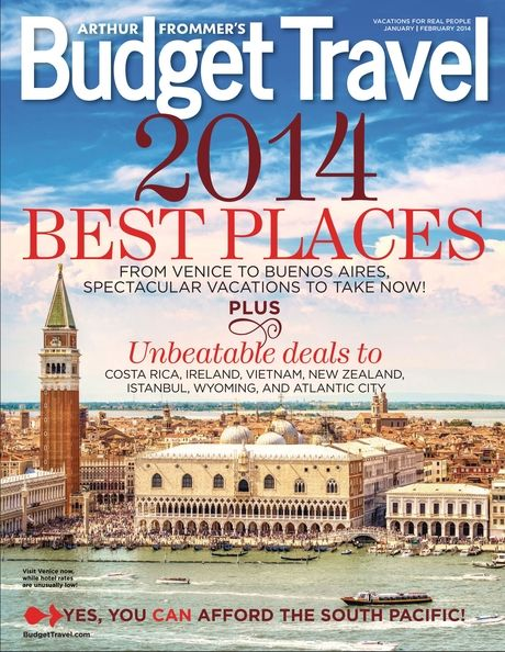 12 best magazine covers images on pinterest family for Cheapest vacations in january